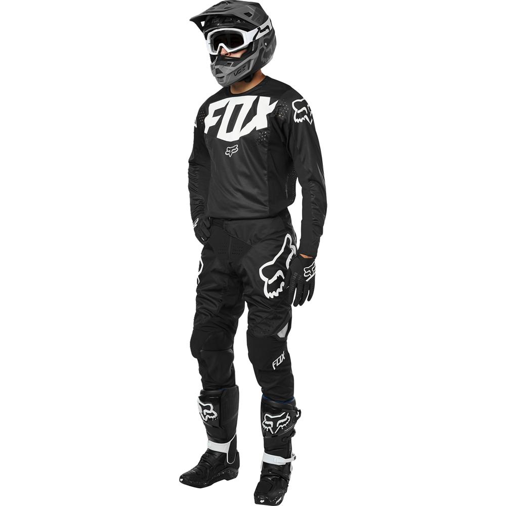 Fox 360 KILA MOTOCROSS JERSEY 2019 Grigio Motocross Enduro MX CROSS