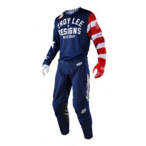 Completo Troy lee designs navy americana