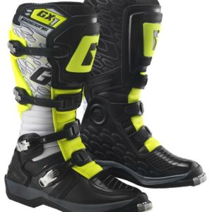 Stivali Gaerne Boots GX1 Black Yellow White