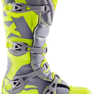 Stivali Fox Youth Comp 5 Yellow Grey Bambino Y5 ( 37.5)