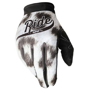 Guanti Bambino Moto Cross Enduro 100% iTrack Ride Gloves