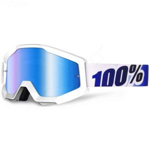 Mascherina Strata Ice Age Mirror Blue 100%