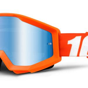 Mascherina Strata Orange 100%