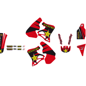 Kit Adesivi Rockstar Energy HONDA CR 125 93-97 e 250 92-962140L