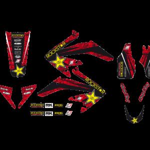 Kit Adesivi Rockstar Energy HONDA CRE-CRM 50 07-19 2144L