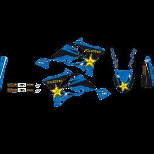 Kit Adesivi Rockstar Energy YAMAHA YZ 125-250 02-14