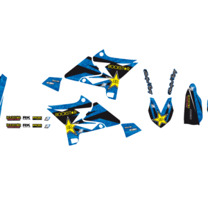 Kit Adesivi Rockstar Energy YAMAHA YZ 125-250 UFO 2242L