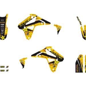 Kit Adesivi Rockstar Energy SUZUKI RMZ 450 05-07