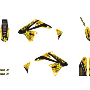 Kit Adesivi Rockstar Energy SUZUKI RMZ 250 10-18