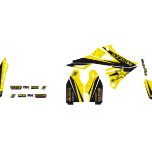 Kit Adesivi Rockstar Energy SUZUKI RMZ 250 19 e 450 18-19
