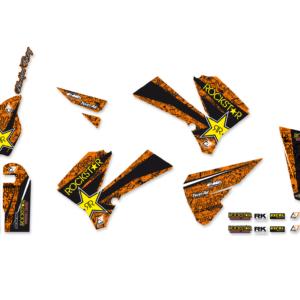 Kit Adesivi Rockstar Energy KTM SX 85 06-12 2529L