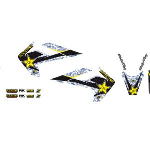 Kit Adesivi Rockstar Energy HUSQVARNA TC-FC 16-18 e TE-FE 17-192612L
