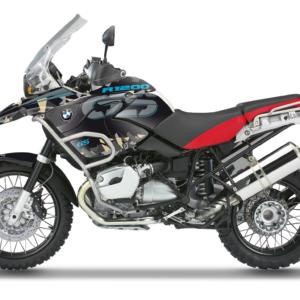 Kit Adesivi Wild Frank BMW R1200 GS 04-07 Adventure 2D02 01