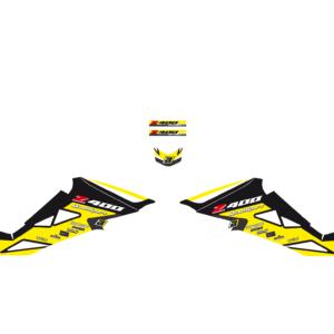 Kit Adesivi Dream 2 SUZUKI LT-Z 400 03-19