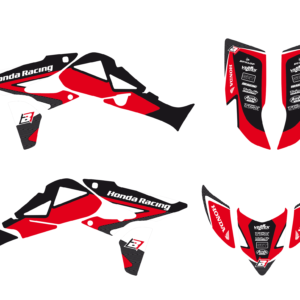 Kit Adesivi Dream 2 HONDA TRX 450 R 04-192Q06A