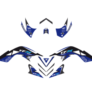Kit Adesivi Dream 2 YAMAHA RAPTOR 700 2006-2013