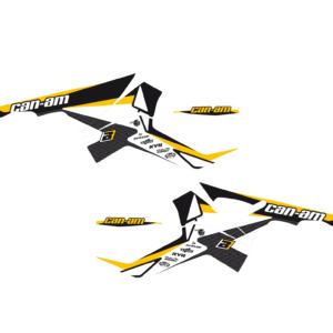 Kit Adesivi Dream 2 CAN AM RANAGADE 500-800 07-192Q17A