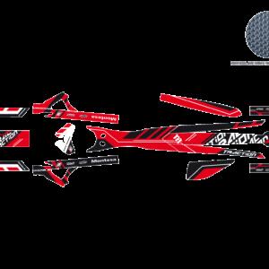 Kit Adesivi Traction MONTESA 4RT 14-19 2T12E