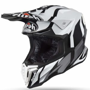 Casco Airoh Twist Great Grey Gloss TWGR16