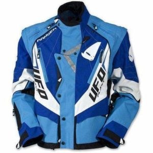Ne hai uno da vendere? Vendine uno uguale Giacca Cross Enduro Off Road Ranger Jacket Ufo Plast Azzurra Bianca XL